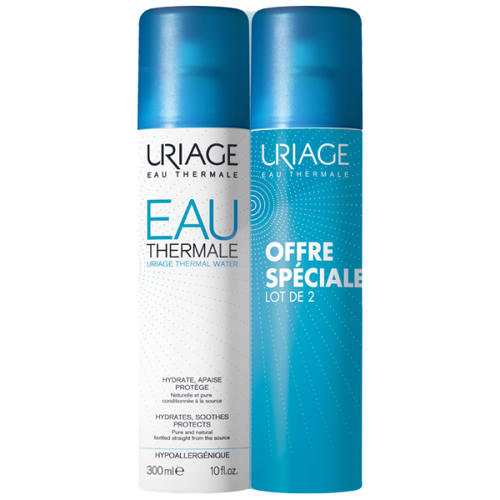 Image Uriage Eau thermale duo 2x300ml